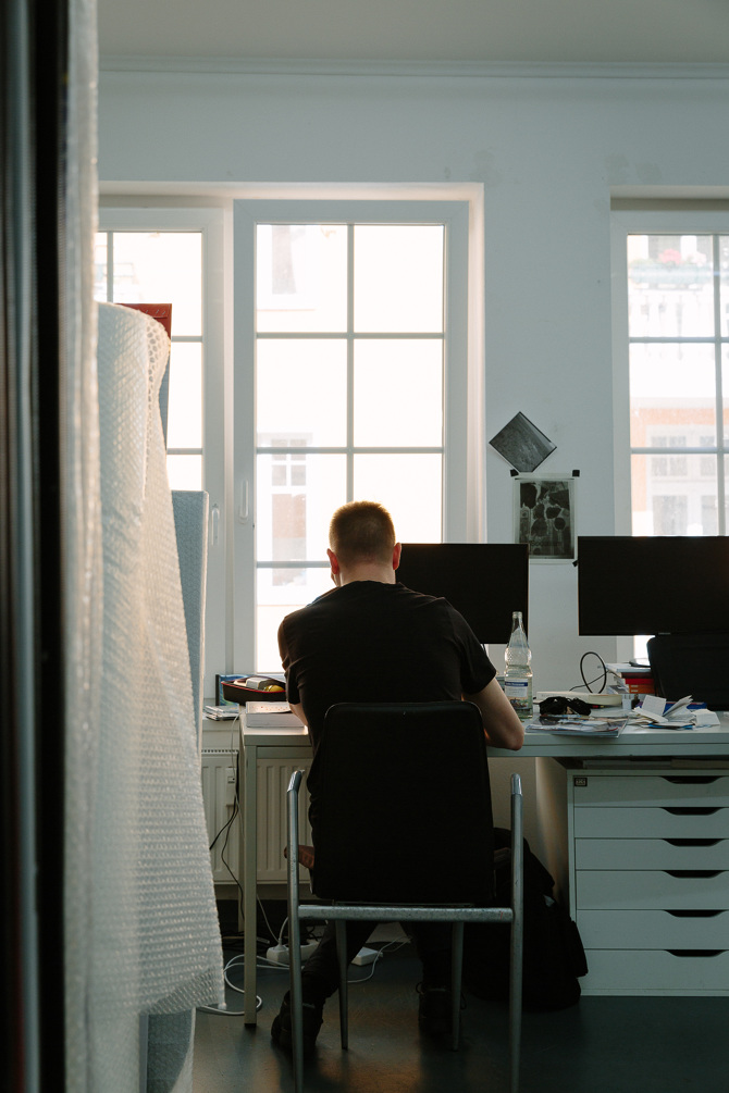 Studio Visits   Atelierbesuche - Andreas Bohlender   Photographie ...